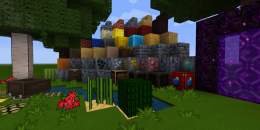 [1.2.3 – Texture Pack] Minecraft4Kids (64x, 128x)