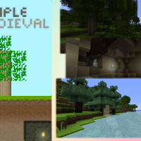 [Texture Pack – 1.2.5] Simple Medieval (16x)