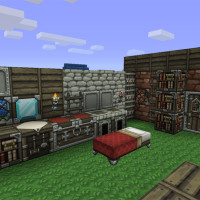 [Texture Pack – 1.2.5] Dokucraft, The Saga Continues (32x)