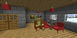 Jammy Furniture – Mod Minecraft 1.6.4/1.6.2/1.5.2/1.4.7