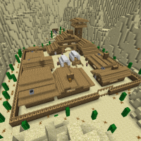 Wild West Craft – Map Aventure pour Minecraft