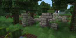 [Pack de Texture – 1.4.7] Ovo's Rustic Pack (64x)