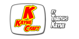 KayneCraft – Texture Pack pour Minecraft 1.8.3/1.8/1.7.10/1.7.2/1.5.2