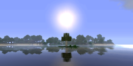 Water Shader Alpha – Mod pour Minecraft 1.8.3/1.8/1.7.10/1.7.2/1.5.2