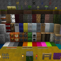 HD Craft – Texture Pack pour Minecraft 1.8.3/1.8/1.7.10/1.7.2/1.5.2