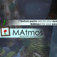 Matmos – Mod pour Minecraft 1.8.3/1.8/1.7.10/1.7.2/1.5.2