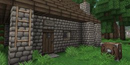 [Pack de Texture – 1.5.2] Ovo's Rustic Continuation (64x)