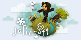 JoliCraft – Texture Pack pour Minecraft 1.8.3/1.8/1.7.10/1.7.2/1.5.2