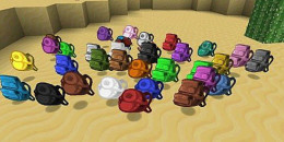 BackPacks – Mod pour Minecraft 1.8.3/1.8/1.7.10/1.7.2/1.5.2