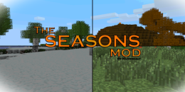 [Mod – 1.5.1] The Seasons Mod