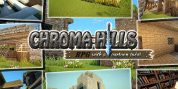 Chroma Hills – Pack pour Minecraft 1.9.2/1.9/1.8.9/1.8/1.7.10