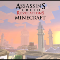Assassin's Creed – Map Aventure pour Minecraft