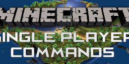 [Mod – 1.5.2] Single Player Commands