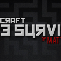 Maze Survival – Map Survival pour Minecraft