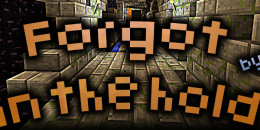 Forgot in the hold – Map Aventure pour Minecraft