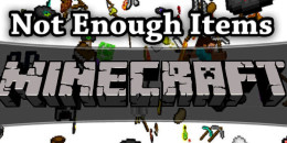 Not Enough Items (NEI) Mod for Minecraft 1.9.2/1.9/1.8.9/1.8/1.7.10