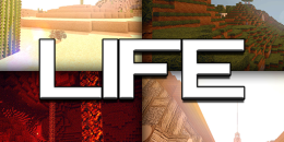 Life Texture Pack pour Minecraft 1.8.3/1.8/1.7.10/1.7.2/1.5.2