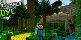 HerrSommer Dye – Pack pour Minecraft 1.8.3/1.8/1.7.10/1.7.2/1.5.2