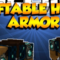 Craftable Horse Armor Mod pour Minecraft 1.8.3/1.8/1.7.10/1.7.2/1.5.2