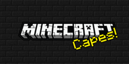 Minecraft Capes Mod pour Minecraft 1.8.3/1.8/1.7.10/1.7.2/1.5.2