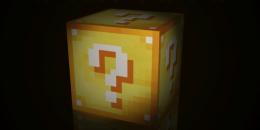 Lucky Block – Mod pour Minecraft 1.8.3/1.8/1.7.10/1.7.2/1.5.2