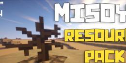 Misoya – Texture Pack pour Minecraft 1.8.3/1.8/1.7.10/1.7.2/1.5.2