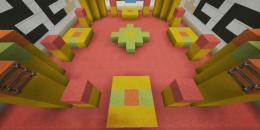 InfiniteCube – Map Parcours pour Minecraft