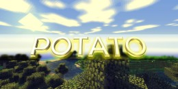 Potato – ShaderPack pour Minecraft 1.8.3/1.8/1.7.10/1.7.2/1.5.2