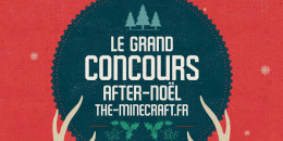 [En Cours] Le Grand Concours After-Noël de The-Minecraft.fr