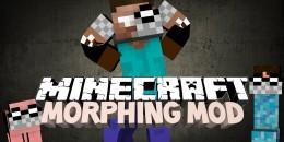 Morph Mod pour Minecraft 1.9.2/1.9/1.8.9/1.8/1.7.10