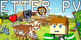Better PvP – Mod pour Minecraft 1.8.3/1.8/1.7.10/1.7.2/1.5.2
