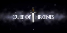 [Web Série] Cube Of Thrones