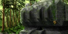 [Wallpaper] Jour 332 : Minecraft Jungle Temple