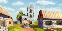 [Wallpaper] Jour 329 : Minecraft Village