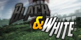 PvP Black & White – Pack pour Minecraft 1.9/1.8.7/1.8/1.7.10