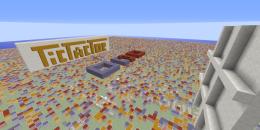 TicTacToe – Map Mini-Jeux pour Minecraft